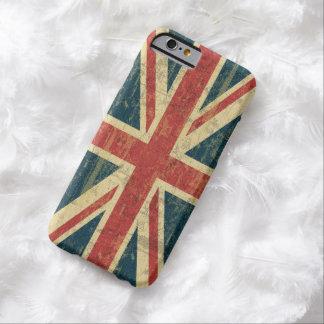 Grungy Union Jack iPhone 6 Case