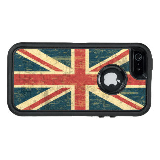 Grungy Union Jack OtterBox iPhone 5/5s/SE Case