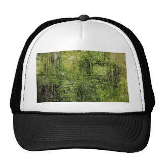 Grungy wall hat