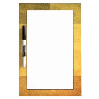 grungy watercolor-like graphic abstract 2 dry erase board