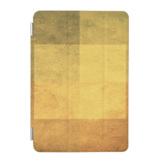 grungy watercolor-like graphic abstract 2 iPad mini cover