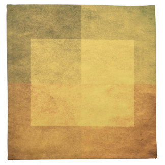 grungy watercolor-like graphic abstract 2 napkin