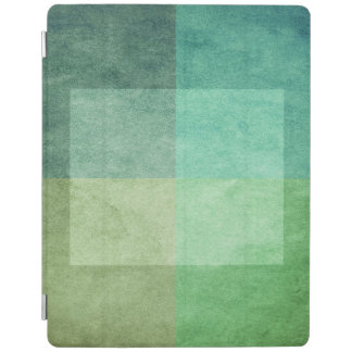grungy watercolor-like graphic abstract 3 iPad cover