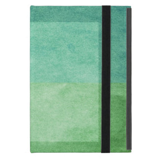 grungy watercolor-like graphic abstract 3 iPad mini case
