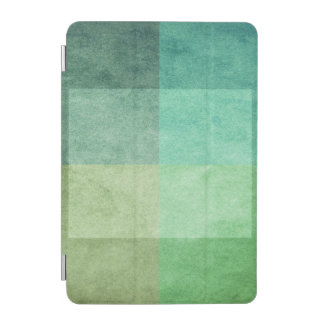 grungy watercolor-like graphic abstract 3 iPad mini cover