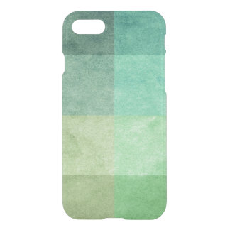 grungy watercolor-like graphic abstract 3 iPhone 8/7 case