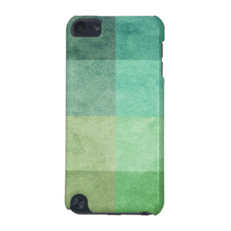 grungy watercolor-like graphic abstract 3 iPod touch 5G case