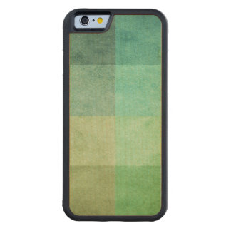 grungy watercolor-like graphic abstract 3 maple iPhone 6 bumper case