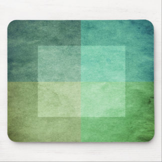 grungy watercolor-like graphic abstract 3 mouse pad