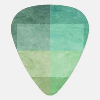 grungy watercolor-like graphic abstract 3 plectrum