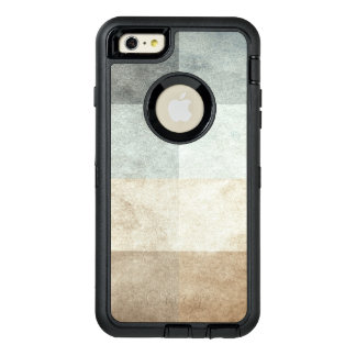 grungy watercolor-like graphic abstract OtterBox defender iPhone case