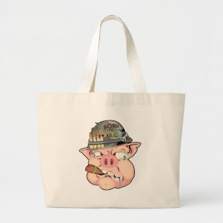 GRUNT PIG CANVAS BAGS