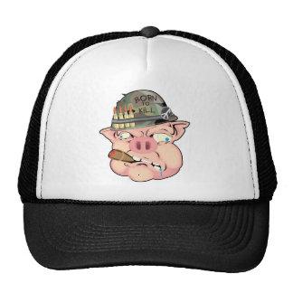 GRUNT PIG CAP