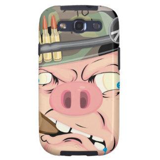 GRUNT PIG SAMSUNG GALAXY SIII COVERS