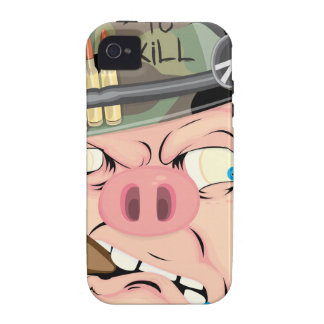 GRUNT PIG VIBE iPhone 4 COVERS