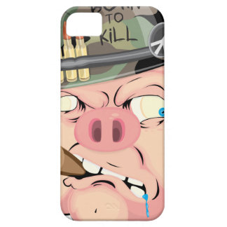 GRUNT PIG iPhone 5 COVER