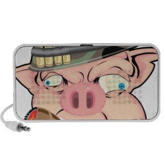 GRUNT PIG TRAVEL SPEAKER