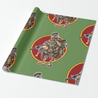 Grunt Wrapping Paper