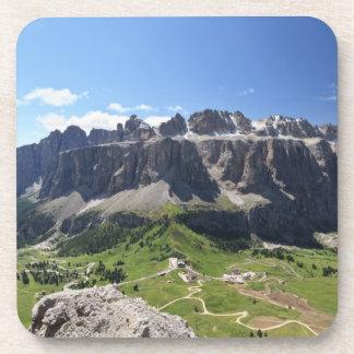 Gruppo Sella and passo Gardena Coaster