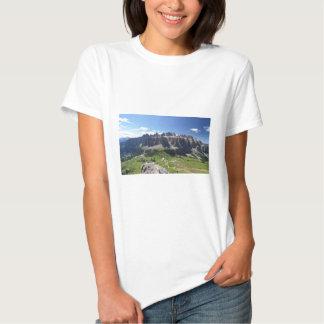 Gruppo Sella and passo Gardena Shirts