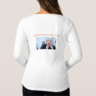 Grybauskaite dark past. maternity T-Shirt