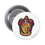 Gryffindor Crest Buttons
