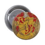 Gryffindor Crest HPE6 6 Cm Round Badge