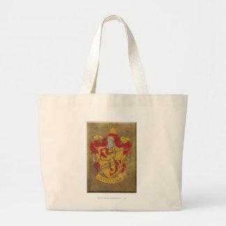 Gryffindor Crest HPE6 Canvas Bags