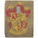 Gryffindor Crest HPE6 iPad Cover