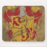 Gryffindor Crest HPE6 Mouse Pad
