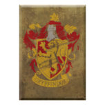 Gryffindor Crest HPE6 Poster