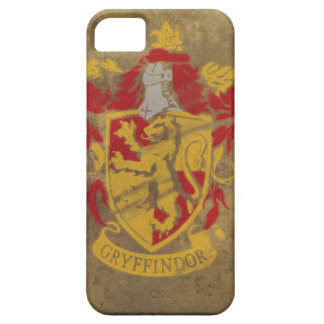 Gryffindor Crest Painted Case For The iPhone 5