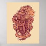 GRYFFINDOR™ Crest Poster