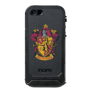 Gryffindor crest red and gold incipio ATLAS ID™ iPhone 5 case