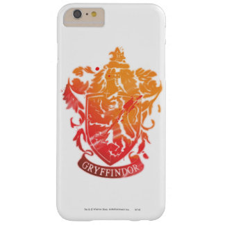 Gryffindor Crest - Splattered Barely There iPhone 6 Plus Case