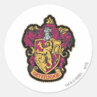 Gryffindor Crest Stickers
