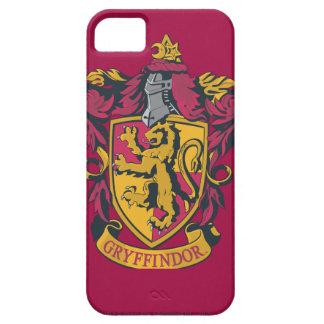 Gryffindor House Crest Case For The iPhone 5