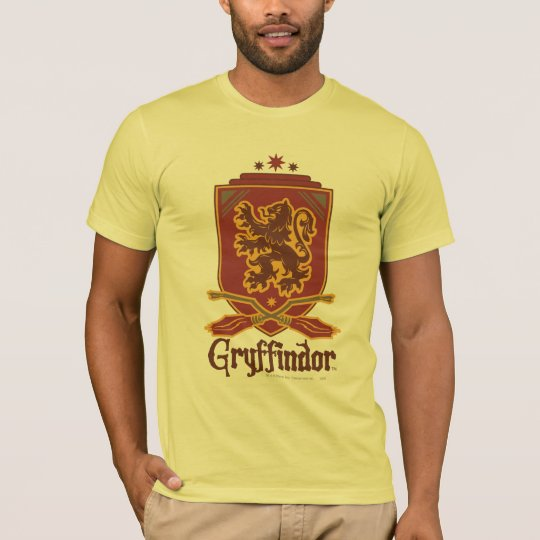 Gryffindor QUIDDITCH™ Badge T-Shirt