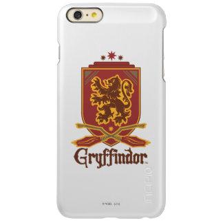Gryffindor Quidditch Badge Incipio Feather® Shine iPhone 6 Plus Case