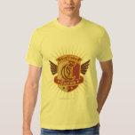 Gryffindor Quidditch Captain Emblem T-shirts