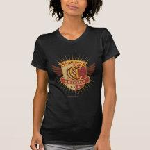 Gryffindor Quidditch Captain Emblem Tshirt