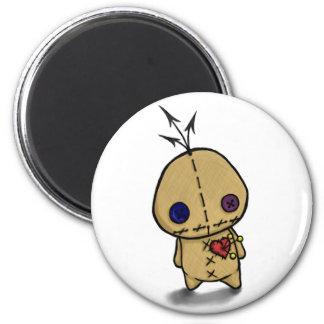 Grym Voodoo Doll magnet