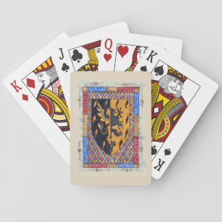 Gryphon Arms Playing Cards