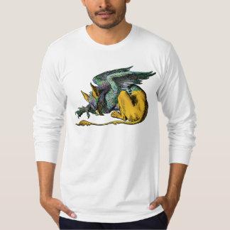 Gryphon  - Blue: T-Shirt