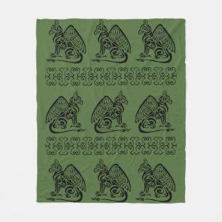 Gryphon Fleece Blanket