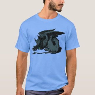 Gryphon Lewis Carroll Character Shirt