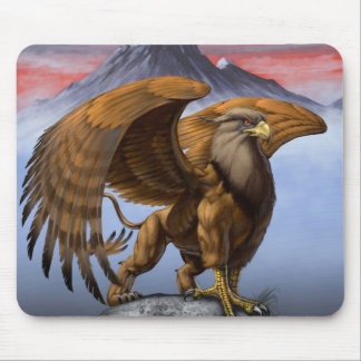 Gryphon Mouse Mat