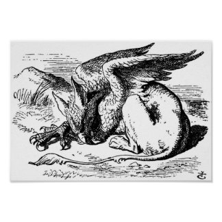 Gryphon Poster
