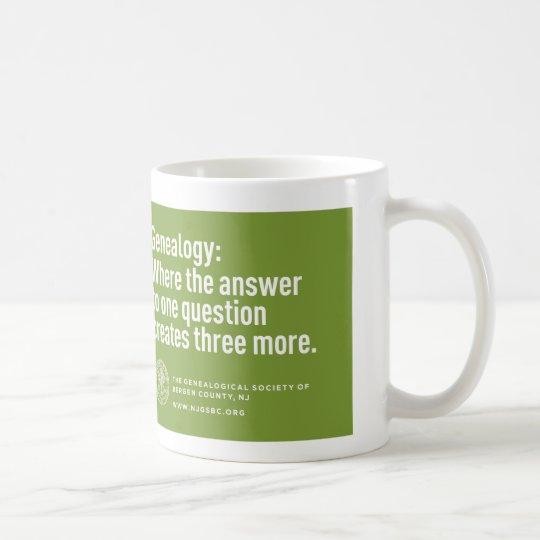 """GSBC """"Questions"""" Mug"""