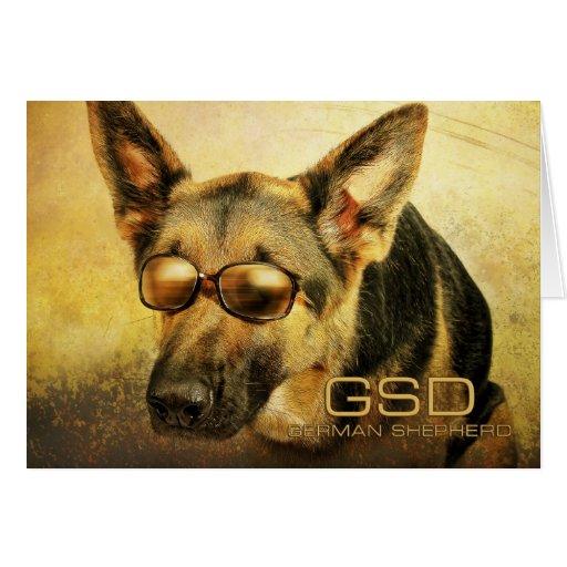 GSD_glasses-8x10 Card